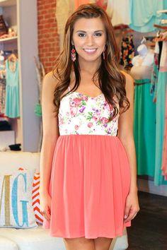 Floral Luna Dress