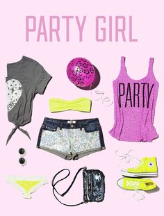 #VSPINK Party Girl!