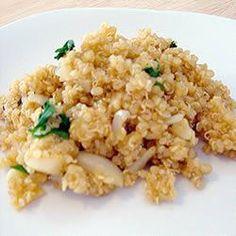 Guarnición de Quinoa @ allrecipes.com.ar