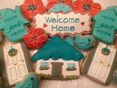Welcome Home | Cookie Connection