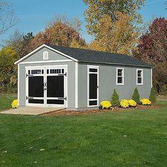 (S) braxton x garage shed wood shed kits, garden shed Wood Storage Sheds, Garden Storage Shed, Wood Shed, Garage Storage, Backyard Storage, Storage Organization, Backyard Sheds, Outdoor Sheds, Backyard Retreat
