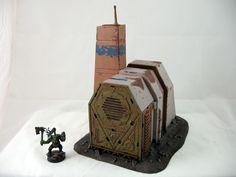 Marcineczek0 - terrain log Game Terrain, 40k Terrain, Buildings, Gaming, Miniatures, Inspiration, Ideas, Decor, Biblical Inspiration