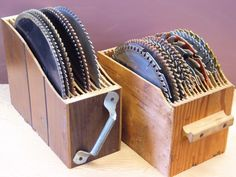 Table Saw Blade Storage More