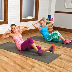 Ab-Workout Video | 10 Minutes