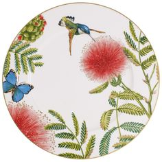 Customers Who Bought This Item Also Bought Cream Dinnerware, Porcelain Dinnerware, China Porcelain, China Painting, Ceramic Painting, Pottery Painting, Buffet Plate, Green Dinner Plates, Glass Fusing Projects