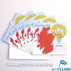 MacNab Clan Crest Ca