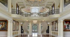 Step inside an opulent Alabama mansion inspired by Versailles