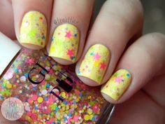 Glam Polish - Meteorite Mash!