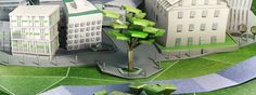 Greencity by Tobias Wüstefeld, via Behance