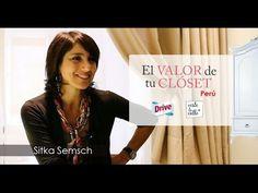Sitka Semsch - El Valor de tu Clóset Perú por Viste la calle - YouTube