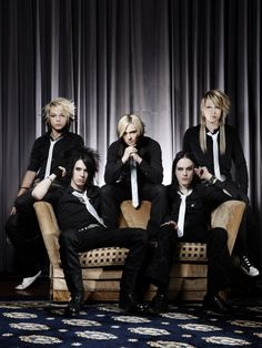 my husbands Kiro, Strify, Shin, Yu, Luminor cinema bizarre