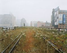 The High Line, NY