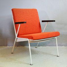 Oase armchair by Wim Rietveld for Ahrend De Cirkel, 1959