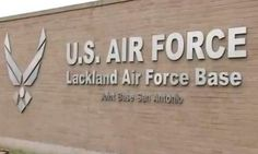 EXPOSED: Muslim Recruiting Station and MOSQUE on Lackland Air Force Base,  SAN ANTONIO, TX and All New AF Recruits Forced to Attend