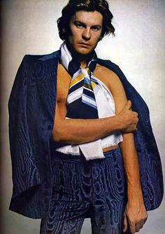 Young Helmut Berger - Dorian Gray