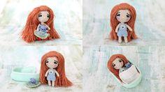 PATTERN BUNDLE: Amigurumi Doll Pattern BUNDLE Crochet