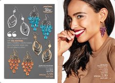 C-19 Get Your New Fall Look With Avon!!  https:camillias.avonrepresentative.com #FallLook #BuyAvon #ShopAvon #AvonJewelry #Jewelry