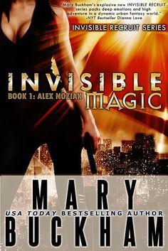 INVISIBLE MAGIC BOOK ONE: ALEX NOZIAK (Alex Noziak Novels 1) by MARY BUCKHAM http://www.amazon.com/dp/B00BN4K9VC/ref=cm_sw_r_pi_dp_fyTGvb1QJ9J01