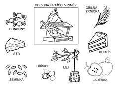 Worksheets, Kindergarten, Crafts For Kids, Birds, Teaching, Education, Winter, Christmas, Animals