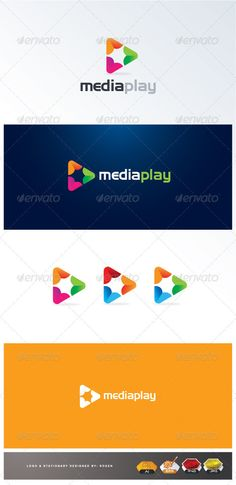 Play Logo — Transparent PNG #media #interactive • Available here → https://graphicriver.net/item/play-logo/3200836?ref=pxcr