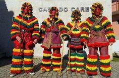 Caretos de Podence, Macedo de Cavaleiros, Portugal