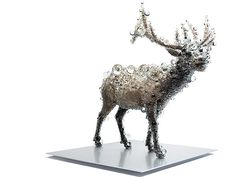 PIXCELL ELK 2 BY KOHEI NAWA [I saw this ^^]