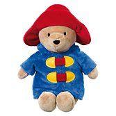 My First Paddington Bear Plush Toy