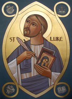 COPTIC icon__ St Luke this one will take the ex goddess of the dunes, and she is an ex one because leslie the person doesn't want that as a person, and enforces his patron stuff as well on things and people whatever
