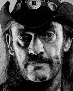 LEMMY | by Mark Mann