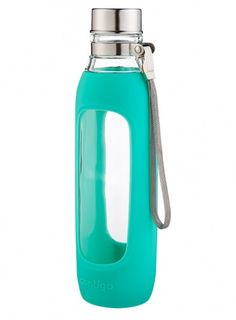 Contigo® | Purity Glass Water Bottle - 20 oz. Now my favorite bottle company has a glass option so that I can add ingestible essential oils to my water!