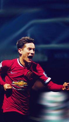 Ander Herrera goal scorer v Arsenal