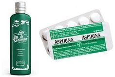 Leite de Côlonia + Aspirina = Seca Espinhas,Tira Manchas e Acaba Com Cravos - Veja a Receita: