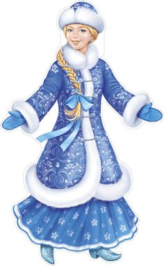 Christmas Scenes, Christmas Items, Christmas Crafts, Winter Princess, Snow Maiden, Ded Moroz, Russian Folk Art, Painted Ornaments, Fairy Princesses