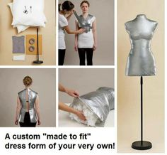 DIY Sewing Mannequin