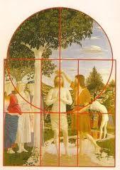 Fibonacci in art