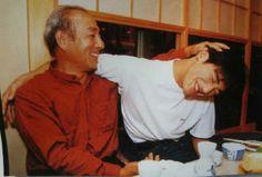 Takeshi & His dad