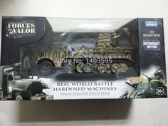 Forces of Valor FOV Diecast Metal #80069 1:32 Germany Sd.Kfz.71 MIT 2cm Original Boxed Brand New In Stock & Free Shipping