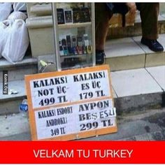 velkam tu turkey