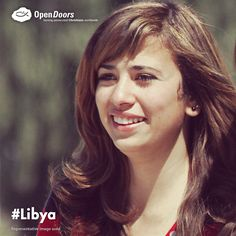 """""""I am a Libyan and proud to be a Christian!"""" exclaims one young Libyan lady whose journey to #Jesus (from Islam) began at about 13… A Libyan believer told her about the New Testament, which she started examining.  """"#Christianity is built on #forgiveness and #love is the basis for everything. I want to thank the Lord and give witness to His work in my life.  All praise to my Lord Christ who led me to the way of Truth and Light!""""   Let's #pray for more #Libyan women to discover their #identity…"""