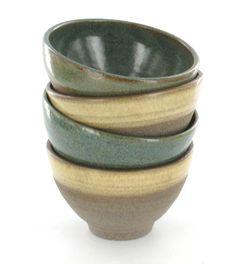 dessert bowls from madaboutpottery, Gittit Rad-el