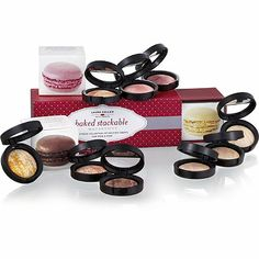 Laura Geller Baked Stackable Macaroons Collection