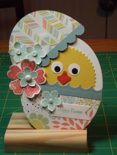 Easter Card by Pansey65 - Cards and Paper Crafts at Splitcoaststampers