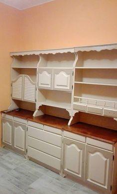 Interior Design Living Room, Living Room Decor, Bedroom Decor, Painting Cabinets, Painted Furniture, Design Trends, Kitchen Remodel, Kitchen Decor, Credenza