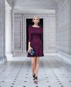 Ivanka Trump Fall 2015 Campaign