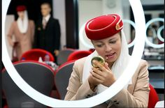 Inside Look: Emirates Flight Attendant Training School ~ Cabin Crew Photos