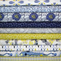 Half Yard Bundle - LUXE IN BLOOM  - Art Gallery Fabrics - Greystone Palette - 10 pcs $48.75