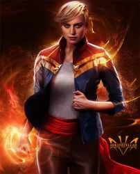 Captain Marvel (Carol Danvers) becomes one of the universe's most powerful heroes while Earth is in a galactic war with aliens. Marvel Avengers, Ms Marvel Captain Marvel, Captain Marvel Trailer, Marvel Comics, Marvel Heroines, Captain Marvel Carol Danvers, Marvel Girls, Marvel Actors, Marvel Fan