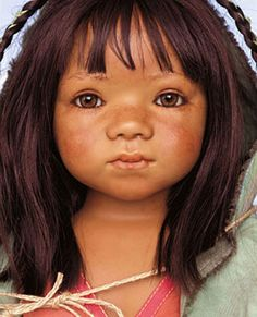 Annette Himstedt dolls, beautiful collectible dolls, extraordinary ...