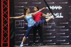 Jacqueline Fernandez launches fitness shoes