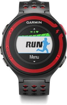 Heart Rate Monitor Garmin Forerunner 220 - Achieve your workout goals with the help of a gps tracker to measure all things exercise: topsmartwatchesonline.com